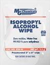 Chusteczki nasączone izopropanolem MG Chemicals