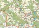MAPA TURYSTYCZNA POWIAT KOSZALIŃSKI 1:85000 Typ mapa
