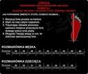 44 COMODOESANO sznurowane czarne wizytowe lakierki Długość wkładki 29.3 cm