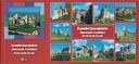 Zamki jurajskie Jurassic Castles Postcards book
