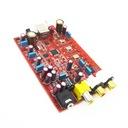 DAC XMOS xCORE-L PCM5102A TDA1308 384kHz/32bit USB
