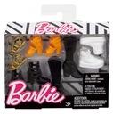 Mattel BARBIE -Modne BUTY dla lalki 5 par jesienne