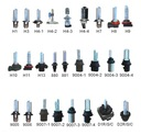 Zestaw HID 55W H7 H1 XENONY XENON CYFROWE CAN BUS Producent części M-Tech