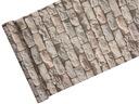 TAPETY - KAMIENNY mur ŚCIANA z CEGŁY
