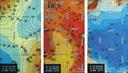 Jezioro Bucierz Duży mapa batymetryczna Lowrance Region Polska