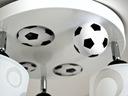 ИНТЕРЕСНЫЙ потолочный Светильник MUNDIAL 3 белая - можно LED