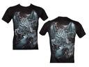Koszulka SMOK Gra o Tron ROCK EAGLE GW161 S - XXL