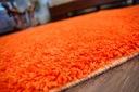DYWAN SHAGGY 5cm 80x150 pomarańcz KAŻDY ROZ @10639 Rodzaj shaggy
