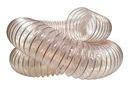 Przewód wąż odciąg trocin 110x3m POLIURETAN spiro