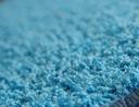 DYWAN SHAGGY SPHINX niebieski 80x100 cm MIĘKKI