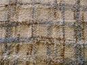 Narzuta Dekoracyjna Akrylowa z Frędzlami, Pled Marka Textim