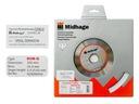 Tarcza Diamentowa do Gresu 200x5x25,4mm MIDHAGE
