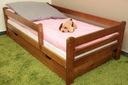 Łóżko dziecięce HUGO 160 + materac KOKOS. 48 H !