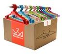 ВЕШАЛКИ для ОДЕЖДЫ детское МАЛЕНЬКИЕ цветные 50 штук