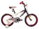 ROWEREK 16-8'' DZIECIĘCY ROMET SALTO P rower W-wa
