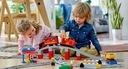 LEGO DUPLO Pociąg parowy 10874 Liczba elementów 59 szt.
