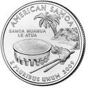Stany USA - American Samoa 2009