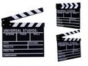 KLAPS FILMOWY 30x27,5 cm UNIVERSAL YOUTUBE kreda