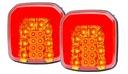 фонарь коляска Widlak JCB Case 12 /24V Leda 2X