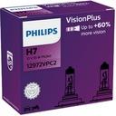 ЛАМПОЧКИ PHILIPS H7 VISION PLUS +60% 12V 55W 2 ШТ доставка товаров из Польши и Allegro на русском