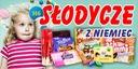 Solidny Baner Reklamowy - Słodycze z NIemiec 3x1m Rodzaj drukowany pod wymiar