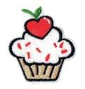 NASZYWKA Aplikacja Babeczka Muffinka Cupcake 026