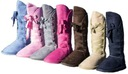 Sznurowane emo mukluki buty botki  KOZAKI 36-41