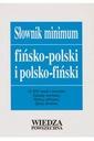 Słownik minimum pińsko-polski i polsko-fiński