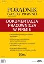 Dokumentacja pracownicza w firmie Poradnik Gazety