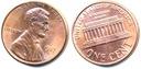 USA One Cent  /1 Cent / 1987 r. D