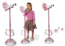 SMOBY - mikrofon na statywie HELLO KITTY - OKAZJA