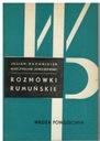 Julian Rachmister Jaworowski - Rozmówki rumuńskie