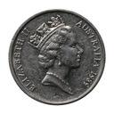 5 centów 1989 Australia st.III