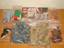 Lego Star Wars budowla z 75139 Battle of Takodana
