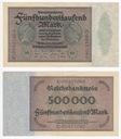 145(9b) - Berlin,500 000 Marek 1923