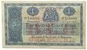 38.Szkocja, 1 Funt 1959, TBY.SC205c, St.3