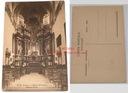 Stara pocztówka, Ołtarz w k. św. Andrzeja w Anvers
