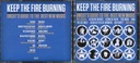 UNCUT - KEEP THE FIRE BURNING / XD3284