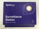 Licencja na 8 kamer Synology Surveillance NVR