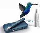 Nowy Iqos e-papieros podgrzewacz tytoniu CZARNY