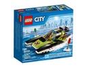 Klocki LEGO CITY Łódź wyścigowa 60114 KRAKÓW
