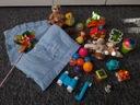 Zestaw zabawek Fisher Price słownik poduszka miś