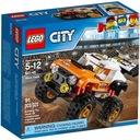 LEGO CITY 60146 KASKADERSKA TERENÓWKA ŁÓDŹ