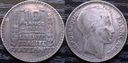 FRANCJA 10 FRANKÓW 1931 - srebro