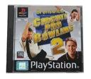 BRUNSWICK CIRCUIT PRO BOWLING 2 PS PlayStation PSX