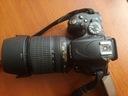 Idealny aparat Nikon D5100 + obiektyw 18-105