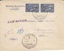 Poczta lotnicza Bukareszt-Aachen 1932r