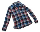 Koszula w kratę M&S Kolorowa krata 146