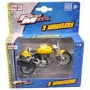 MODEL MOTOCYKL DUCATI SPORT 1000 MAISTO 1/18 FRESH