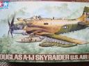 A-1J  SKYRIDER  US.AIR FORCE  TAMIYA 1:35